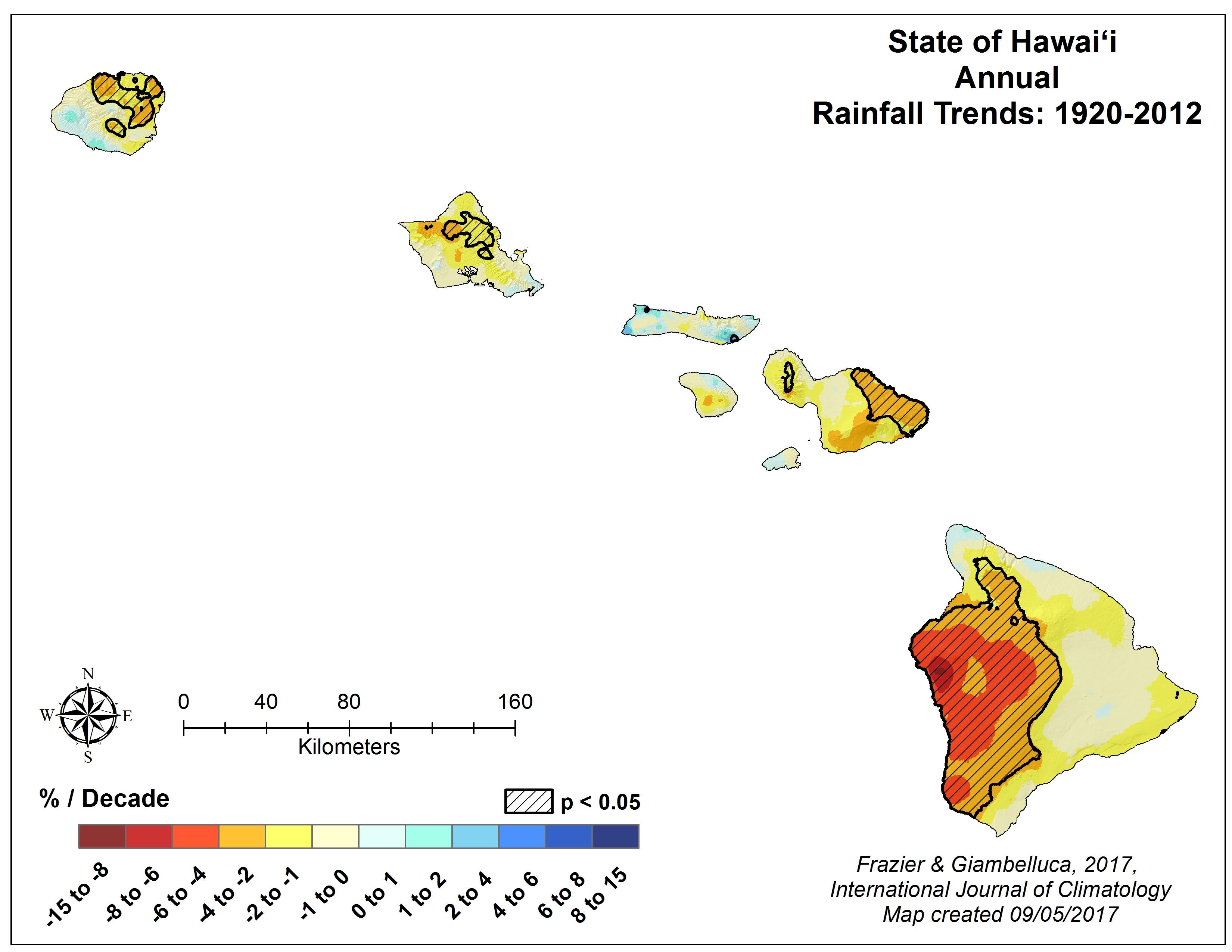 Google Earth Rainfall Overlay